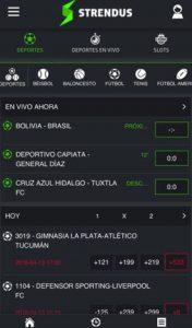 strendus app