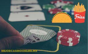comida casinos mexico