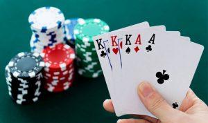 Orden manos poker