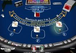 Blackjack Super 7's